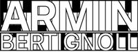 Armin Bertignoll Logo